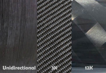 types-of-carbon-weaves