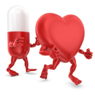 stock-photo-9670317-heart-man-running-away-from-pill-guy